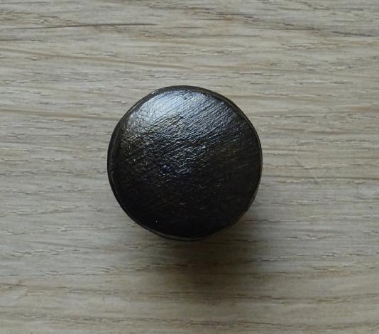 meubelknop zwart landelijk